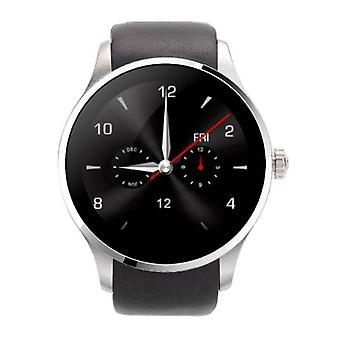 Stuff Certified ® K88S SmartWatch Android Smartphone Watch OLED iOS Silver