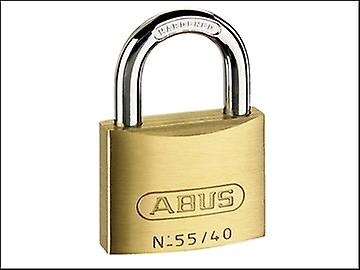 ABUS 55/40 40 mm messing hangslot