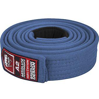 Venum Erwachsenen Unisex BJJ Jiu Jitsu Gi Belt - Blue - mma