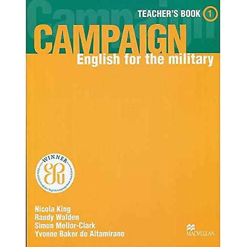 Campaign 1  Teacher& 039;s Book