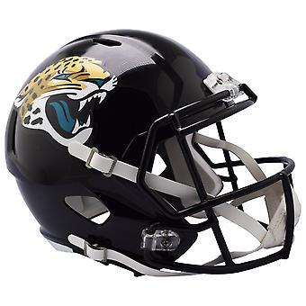 Riddell Speed Replica Football Helm - Jacksonville Jaguars