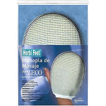 Herbitas Leco System Mitt (Hygiene and health , Shower and bath gel , Sponges )