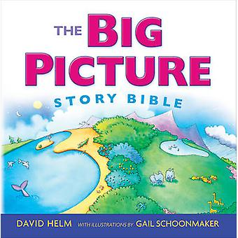 The Big Picture Story Bible (New redesigned edition) by David R. Helm