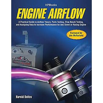 The Engine Airflow Handbook by Harold Bettes - 9781557885371 Book