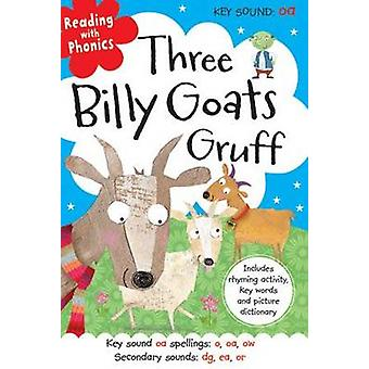 Three Billy Goats Gruff by Clare Fennell - 9781782356240 Book