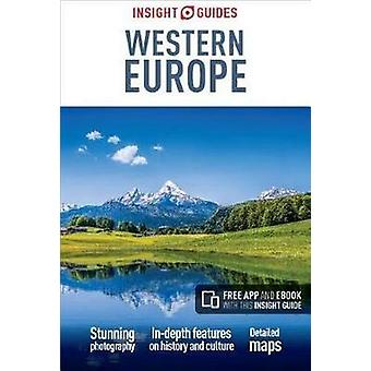 Insight Guides Western Europe by Insight Guides Western Europe - 9781