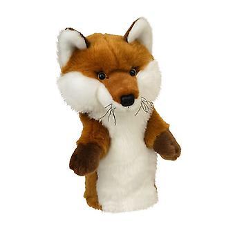 Daphnes Fox golf bestuurder headcover