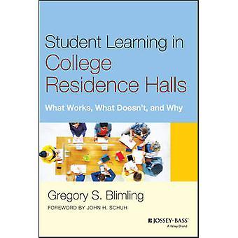 Student læring i College Residence Halls - hva som fungerer - hva betyr