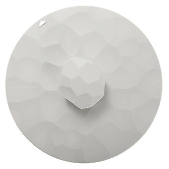 Silicone Suction Cap Medium in Grey 235mm Diameter