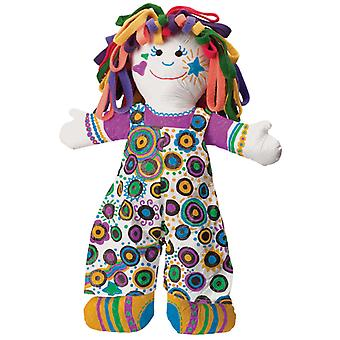 Color & Cuddle Washable Kit Doll 69Wd