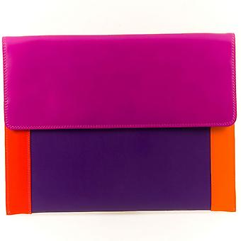 Mywalit Purple & Pink Leather iPad Case