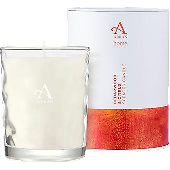 Arran Sense of Scotland Cedarwood & Citrus Candle