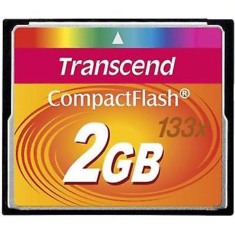 CompactFlash card 2 GB Transcend Standard 133x
