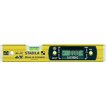 Electronic Water level 80 A electronic Stabila 17323 Level accuracy 0.5 mm/m