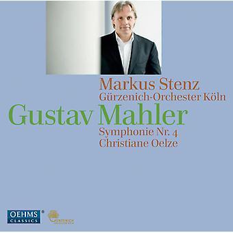 G. Mahler - Mahler: Symfoni No. 4 [SACD] USA import