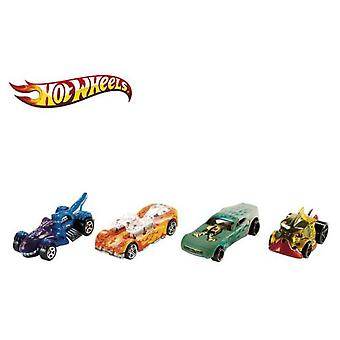 Hot Wheels Vehículos Color Shifters City