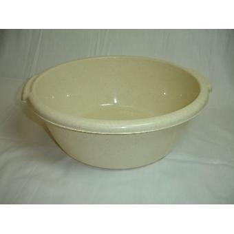 Large 36cm Plastic Deep Round Bowl Oatmeal Home Commercial Kitchen Catering Storage