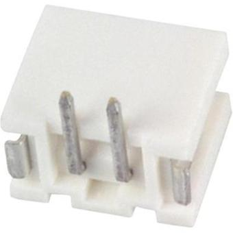 Built-in pin strip (standard) PH Total number of pins 2 JST B2B-PH-SM4-TB (LF)(SN) Contact spacing: 2 mm 1 pc(s)