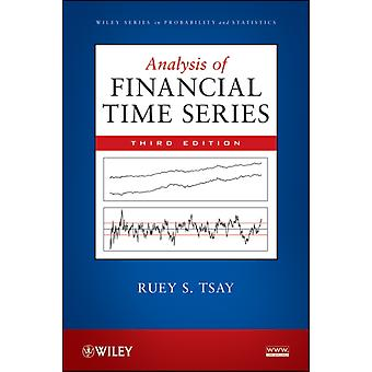 Analysis of Financial Time Series (Wiley Series in Probability and Statistics) (Hardcover) by Tsay Ruey S.