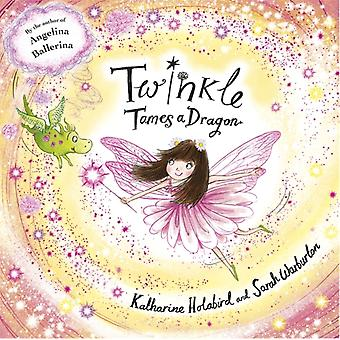 Twinkle Tames a Dragon (Hardcover) by Holabird Katharine