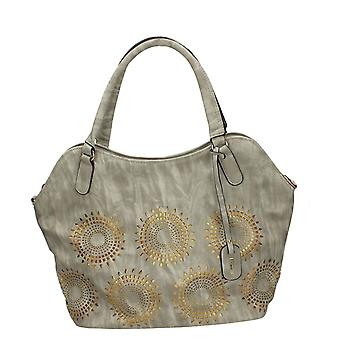 Ladies Rieker Laser Detailed Handbag H1388