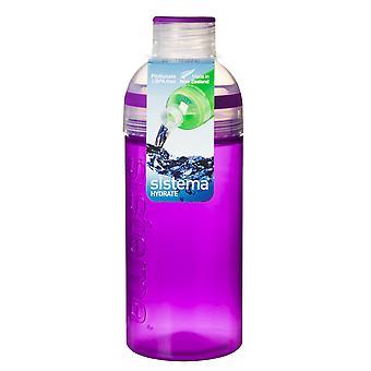 Sistema Trio Drink flaske 580ml, lilla