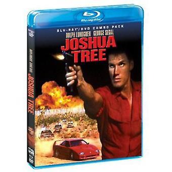 Importação de EUA de Joshua Tree [BLU-RAY]