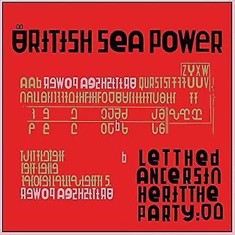 British Sea Power - Lad dansere arver partiet [Vinyl] USA importerer