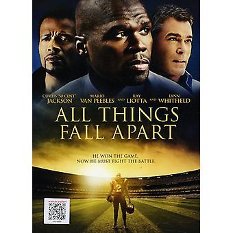 All Things Fall Apart [DVD] USA import