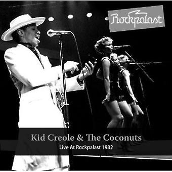 Cabrito criollo y los cocos - en vivo en la importación de los E.e.u.u. Rockpalast [CD]