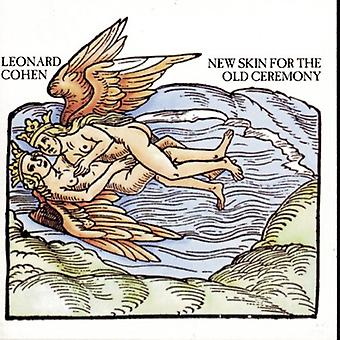 Leonard Cohen - New Skin for the Old Ceremony [CD] USA import