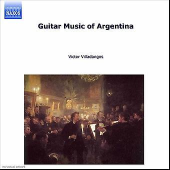 Musique pour guitare de l'Argentine - guitare musique de l'Argentine [CD] USA import