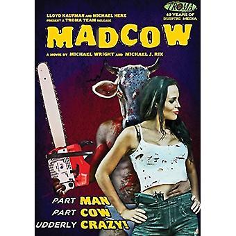 MadCow [DVD] USA importerer
