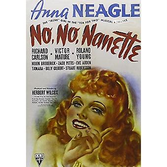 Kein No Nanette [DVD] USA import
