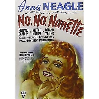 Ingen No Nanette [DVD] USA import