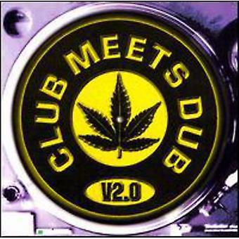 Club Meets Dub - Vol. 2-Club Meets Dub [CD] USA import