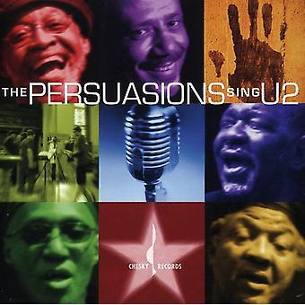 Overbevisninger - Sing U2 [CD] USA import