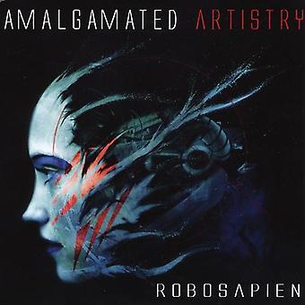 Amalgamated Artistik - Robosapien [CD] USA importieren