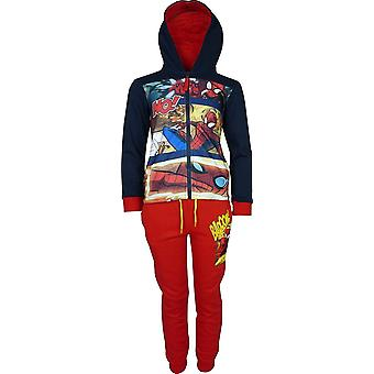 Marvel Spiderman Tracksuit Jogging Set PH1073