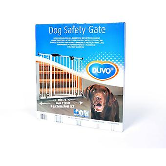 Duvo+ Security Barrier Gate 75-110 Cm (Dogs , Kennels & Dog Flaps , Doors)