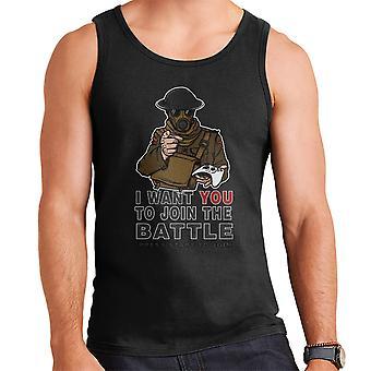 Join The Fight Men's Vest