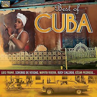 Frank, Luis / Soneros De Verdad /Rivera, Mayito / Calzado, Rudy - beste van Cuba [CD] USA import