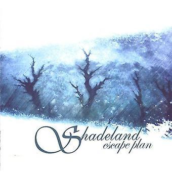 Shadeland - import USA spanie przez trzęsienia ziemi [CD]