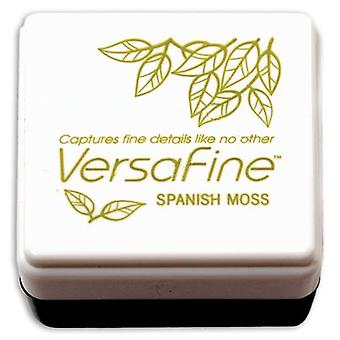 VersaFine Pigment Small Ink Pad-Spanish Moss VFS-62