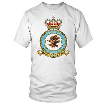 RAF Royal Air Force 11 Squadron Ladies T Shirt