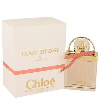 Chloé liefde verhaal Eau Sensuelle Eau de toilette 50ml EDP Spray
