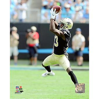 Michael Thomas 2017 Action Photo Print