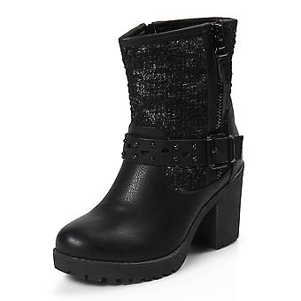 H.I.S 101094 women's boots black