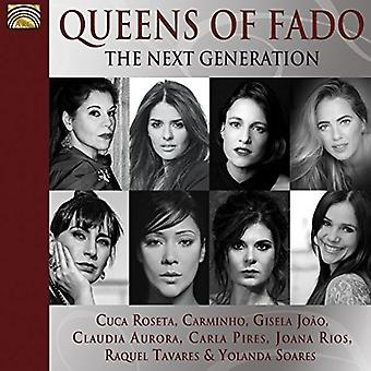Various Artist - Queens of Fado: The Next Generation [CD] USA import