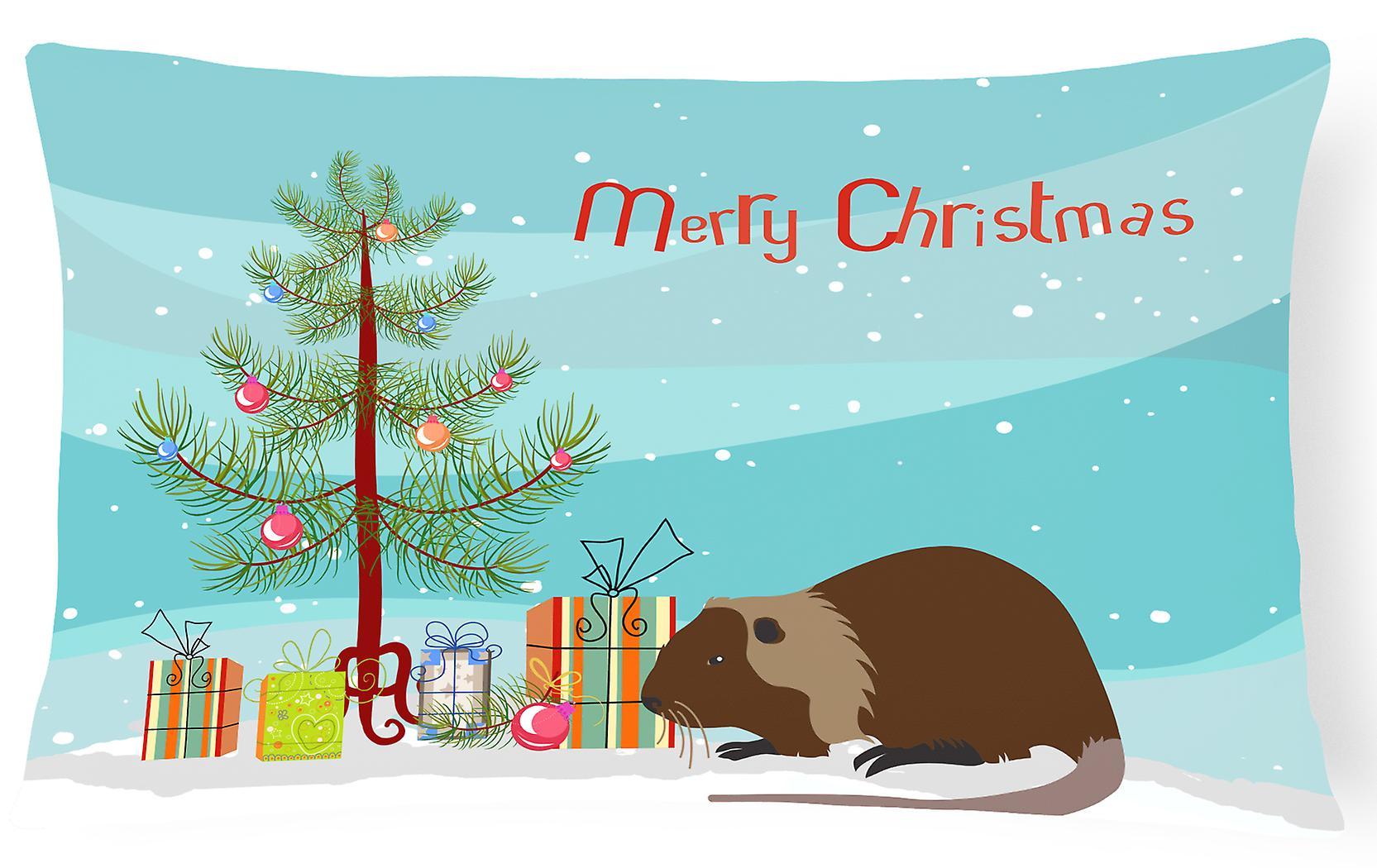 River Fabric Nutria Rat Pillow Canvas Christmas Decorative Coypu 1JuTlF3cK